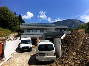 villa conteporaine