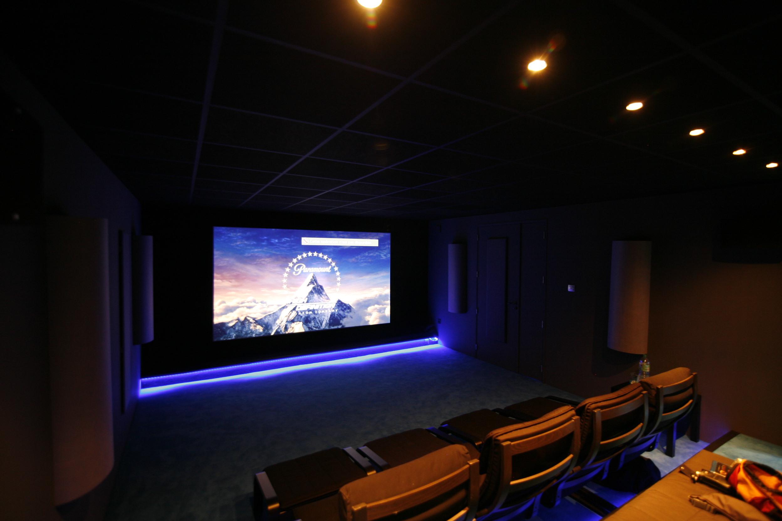 Coaching Salle De Cinema Prive Voir Et Emouvoir